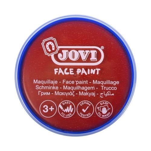 JOVI Face Paint Χρώματα Προσώπου Βαζάκι 20ml - Κόκκινο 226.177E 8412027030441