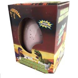 Fun Trading Dinosaur Egg Jumbo 8-11 Cm - 1 Piece 10104071 4260059593779