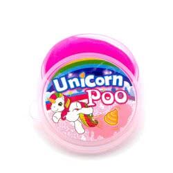 Fun Trading Slime Magic Unicorn Poo - Pink 10104738 4260059599269