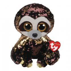 ty Beanie Boos Flippables Χνουδωτό Sequin Βραδύπους 23 Εκ. 1607-36780 008421367801