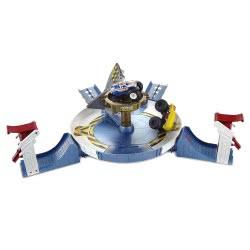 Mattel Hot Wheels Monster Trucks Mecha Shark Face-Off Play Set FYK14 887961705560