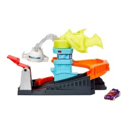 Mattel Hot Wheels City Η Επίθεση του Πτεροδάκτυλου Πίστα με Τέρατα FNB05 / GBF94 887961713916