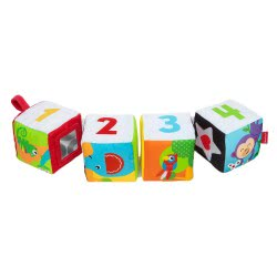 Fisher-Price Soft Blocks GFC37 887961757002