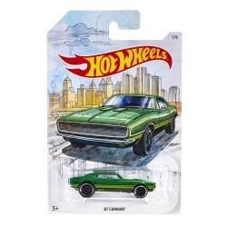 Mattel Hot Wheels Αυτοκινητάκι 67 Camaro 1:64 GDG44 / FYY08 887961748406