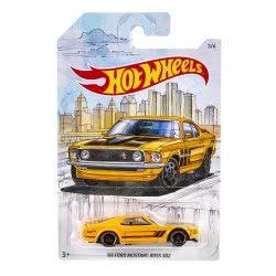 Mattel Hot Wheels Vehicle 69 Ford Mustang Boss 302 1:64 GDG44 / FYY10 887961748369