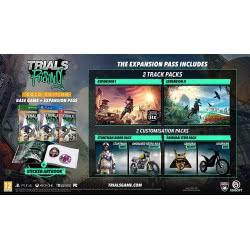 UBISOFT Nintendo Switch Trials Rising - Gold Edition  3307216075585