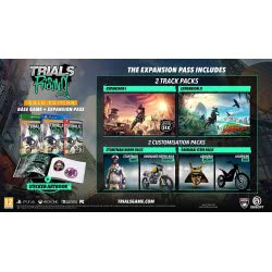 UBISOFT PS4 Trials Rising - Gold Edition  3307216030317