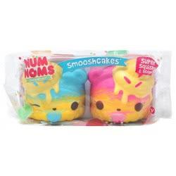 GIOCHI PREZIOSI Num Noms Smooshcakes Twin Pack - 4 Design NUM18000 8056379069898