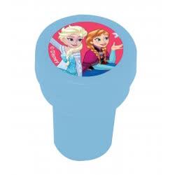 Diakakis imports Disney Frozen Round Stamp with Sticker - 10 Design 004562059 5205698256448