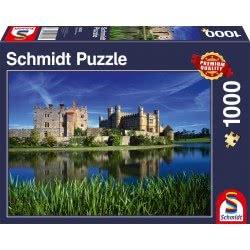 Schmidt Puzzle 1000 Pieces Kent Castle England 58232 4001504582326