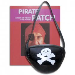 maskarata Pirate Patch ΑΞ002087 5200304420879