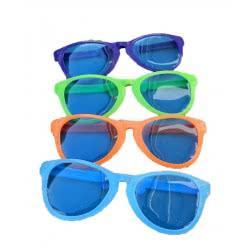 maskarata Giant Funny Glasses - 4 Colours KK72993 6991205729930