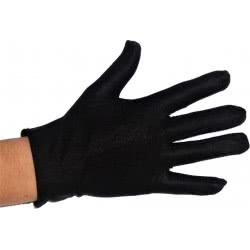 maskarata Gloves Short Black 20 cm ΑΞ030060 5200304406095
