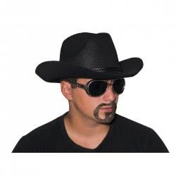 maskarata Cowboy Hat - Black A1410 5200304414106