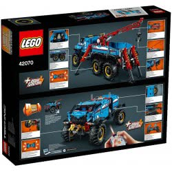 LEGO Technic 6X6 Ρυμουλκό Φορτηγό Παντός Εδάφους 42070 5702015869768