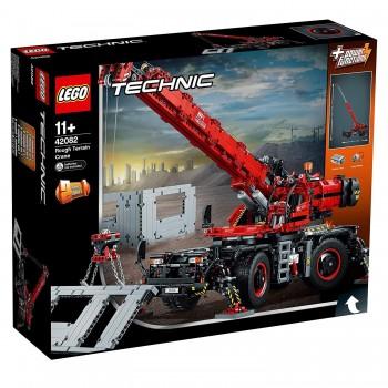 LEGO Technic Γερανός Ανώμαλου Εδάφους 42082 5702016116960