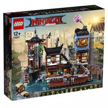 LEGO Ninjago City Docks 70657 5702016110715