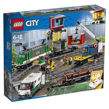 LEGO City Cargo Train 60198 5702016109795