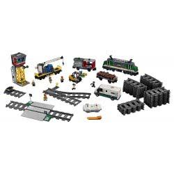 LEGO City Φορτηγό Τρένο 60198 5702016109795