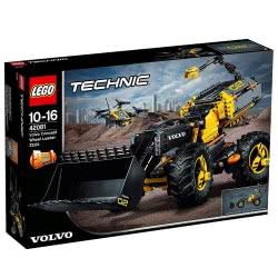 LEGO Technic Volvo Concept Wheel Loader ZEUX 42081 5702016116953