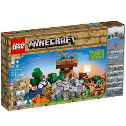 LEGO Minecraft Το Κουτί για Κατασκευές 2.0 21135 5702015865197