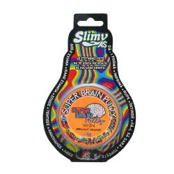 As company New Generation Super Brain Putty Neon Slimy - 3 Colours 1863-34053 5203068340537
