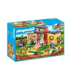 Playmobil Ξενώνας Μικρών Ζώων - Tiny Paws Pet Hotel 9275 4008789092755