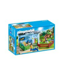 Playmobil Ξενώνας Για Κουνελάκια Και Χαμστεράκια - Small Animal Boarding 9277 4008789092779