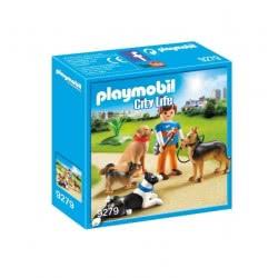 Playmobil Εκπαιδευτής Σκύλων - Dog Trainer 9279 4008789092793