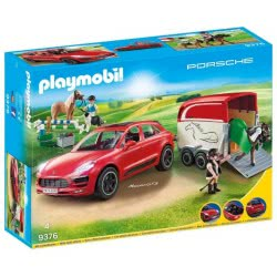 Playmobil Porsche Macan GTS 9376 4008789093769