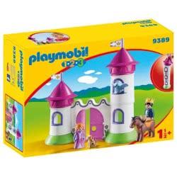 Playmobil Κάστρο Με Στοιβαζόμενους Πύργους - Castle With Stackable Towers 9389 4008789093899