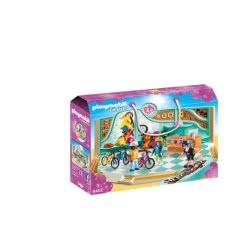 Playmobil Κατάστημα Ποδηλάτων Και Skate - Bike And Skate Shop 9402 4008789094025