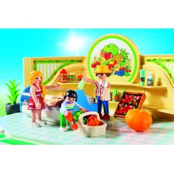 Playmobil Μανάβικο - Grocery Shop 9403 4008789094032