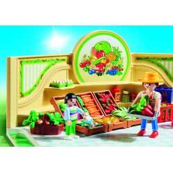 Playmobil Μανάβικο - Grocery Shop 9403 4008789094032