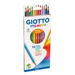 Giotto FILA Wood Pencil Stilnovo 12 Pieces 0256500 8000825256509