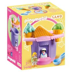 Playmobil Ice Cream Shop Sand Bucket 9406 4008789094063