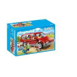 Playmobil Οικογενειακό Πολυχρηστικό Όχημα - Family Car 9421 4008789094216