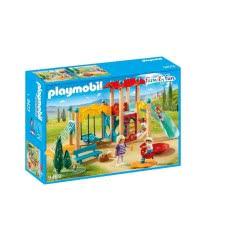 Playmobil Υπαίθριος Παιδότοπος - Park Playground 9423 4008789094230