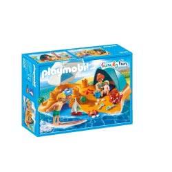 Playmobil Οικογενειακή Διασκέδαση Στην Παραλία - Family Beach Day 9425 4008789094254