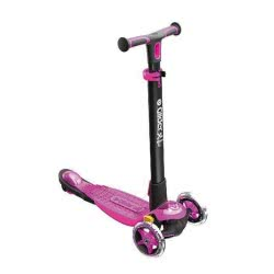 YVolution Scooter Y Glider XL Deluxe 18 - Pink 53.100894 816661020666