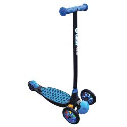 YVolution Scooter Y Glider Deluxe - Blue 53.100883 816661020550