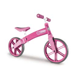 YVolution Ποδήλατο Ισορροπίας Y Velo – Ροζ 53.100197 810118023439