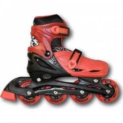ΑΘΛΟΠΑΙΔΙΑ Skates Roller Inline Νο. 39-42 Boy - Red 002.10301-Α/39 9985777000341