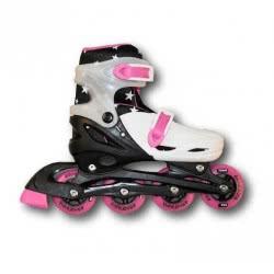 ΑΘΛΟΠΑΙΔΙΑ Skates Roller Inline Νο. 31-34 Girl - Pink 002.10301-Κ/31 9985777000365