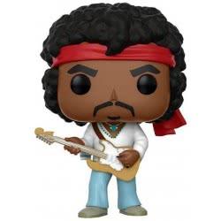 Funko Pop! Rocks: Jimi Hendrix (Woodstock) Νο. 54 Vinyl Figure UND14352 889698143523