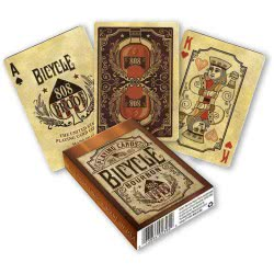 BICYCLE Card Deck Bourbon 1038249 073854023952