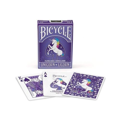 BICYCLE Τράπουλα Unicorn 1041133 073854023754