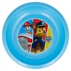 Stor Paw Patrol Παιδικό Πλαστικό Μπωλάκι - Γαλάζιο 089767 8412497827114
