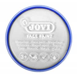JOVI Face Paint Χρώματα Προσώπου Βαζάκι 20ml - Λευκό 226.177 8412027030410