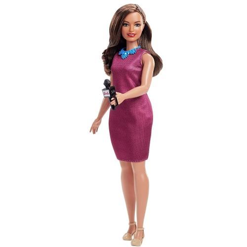 Mattel Barbie Career 60 Years Barbie - Reporter GFX27 887961772043